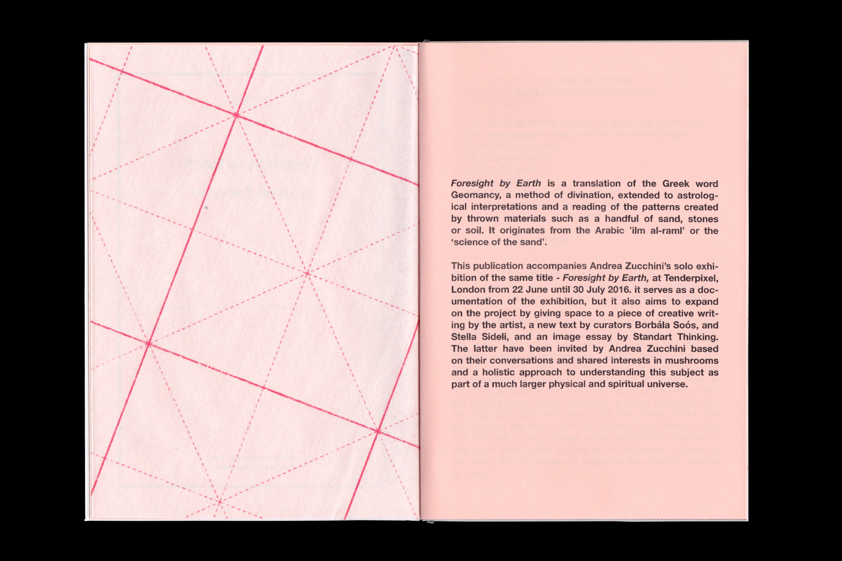 Foresight by earth publication  by the agency for emerging ideas