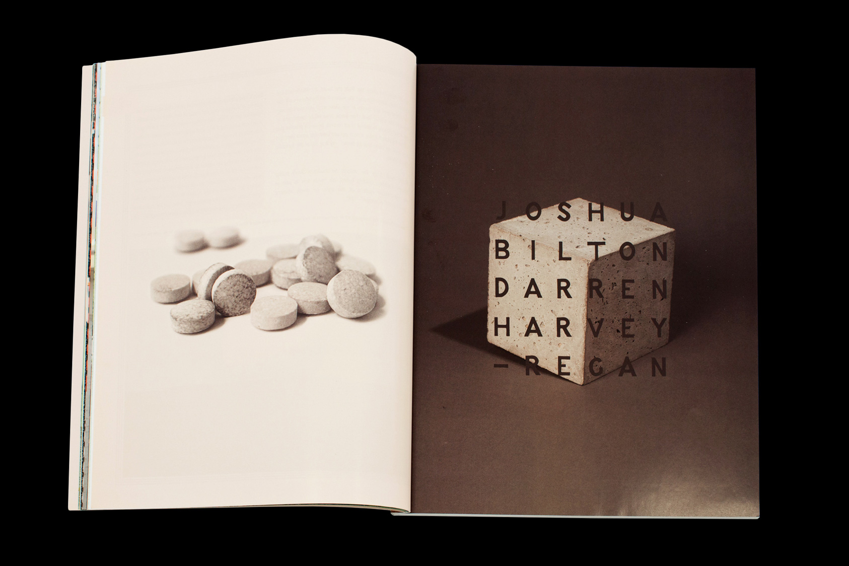 Misery Connoisseur Magazine Issue 2  by the agency for emerging ideas