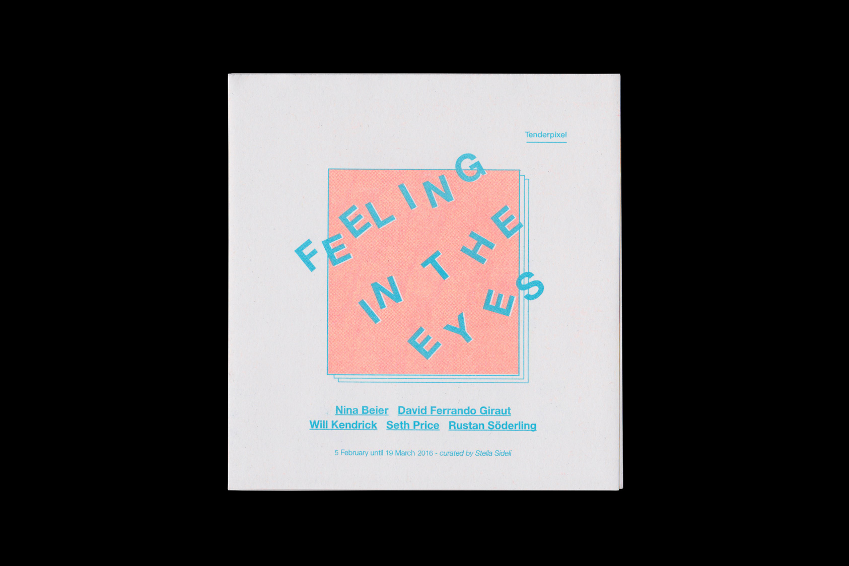 Feeling in the eyes by the agency for emerging ideas